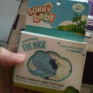 Eye Mask / Penutup Mata Bayi