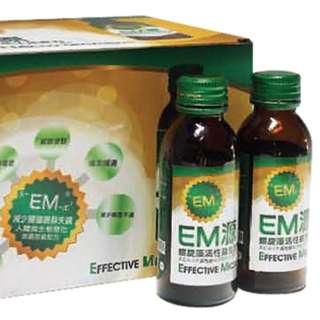EM 源螺旋藻活性益生菌飲料