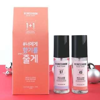 [CLOSED] [SET 1+1] W. DRESSROOM Dress and Living Clear Perfume
