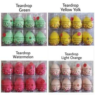 Beauty Blender( teardrop)