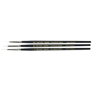 Gaianotes Fine Point Brush (set of 3) Ultra thin