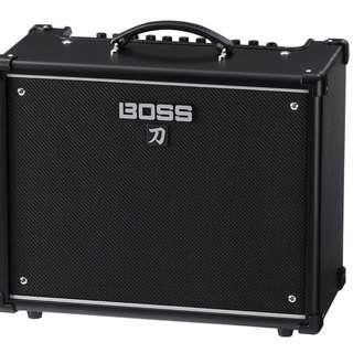 Boss KATANA-50 刀 50瓦電吉他音箱