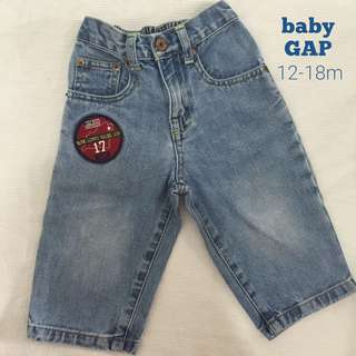 Baby Gap Denim Pants