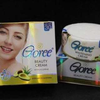 Goree beauty cream set (soap and cream)
