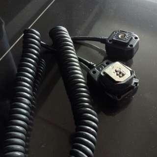 Camera Hot Shoe extension - Meike OC-E3