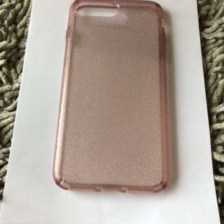 Glitter Pink Softcase