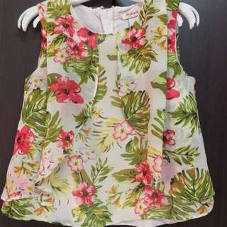 Authentic Poney Top for girls 3-4y
