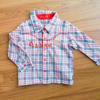 Boy Smart Shirt