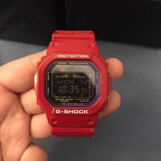 Casio G-shock DWX5600 watch