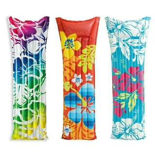 "Intex Summer Floral Floater 72x27"""