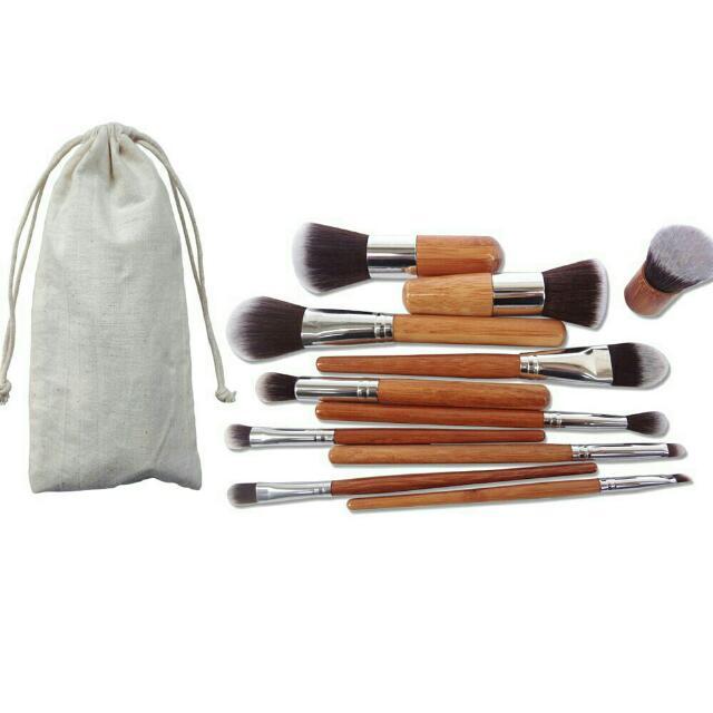 11 Set Brush Makeup