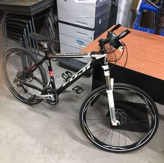Fuji SLM 2.0 C10 carbon Bike