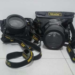 Dicapac Waterproof Case (Small)