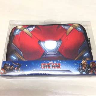Iron man tablet 保護套
