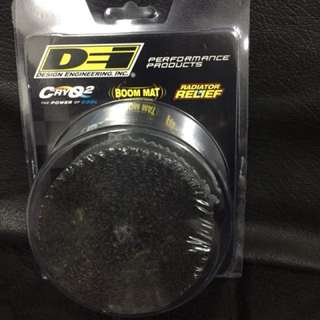DEI Black Titanium Exhaust Wrap  - 2 inch x 25 ft ( latest model) -  will soon be available.