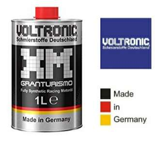 Voltronic XM Gran Turismo Fully Synthetic Motor Bike Oil.