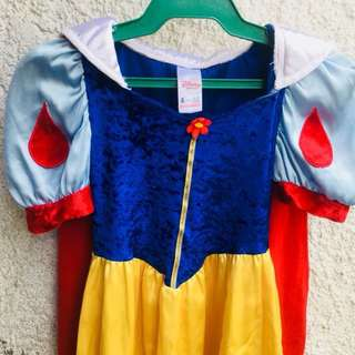 Preloved Snow White Costume