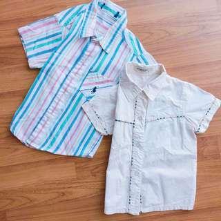 BOY👦🏻Short Sleeve Shirt