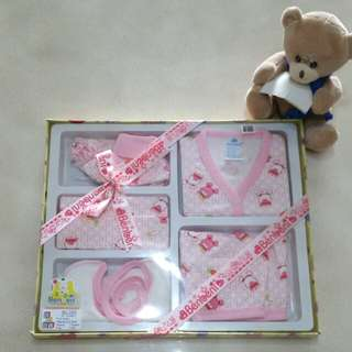 Baby Girl Gift Set 0-6 months
