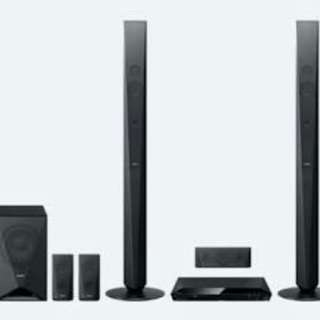 Kredit Home Theater Sony DAV-DZ650