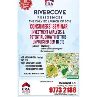 Rivercove Resident Buyers' Seminar (4th Feburary 2018)