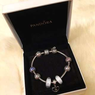 Pandora Bracelet (full set)
