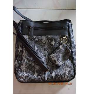 Sling bag and coin holder Avon fashions