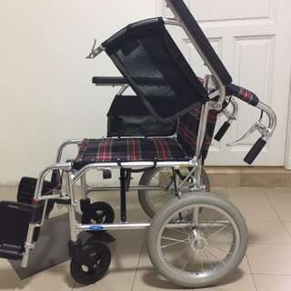 Lightweight Nissin Wheelchair <10kg. 6mths