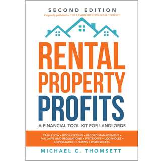 Rental-Property Profits A Financial Tool Kit for Landlords 2nd Edition