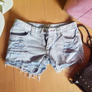 (REPRICED!!!) Pre loved Shorts