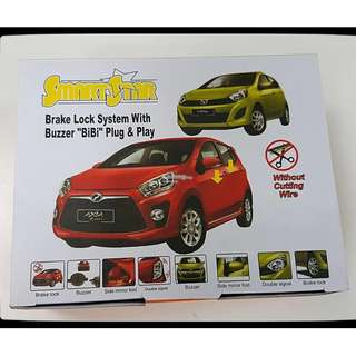 BRAKE LOCK - AXIA 2 IN 1 (ALL SPEC)