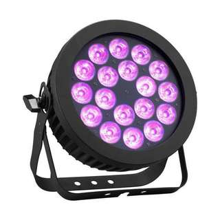 Professional LED PAR, 18 slim