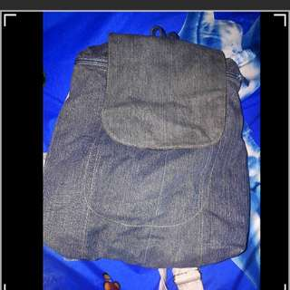 Ransel jeans