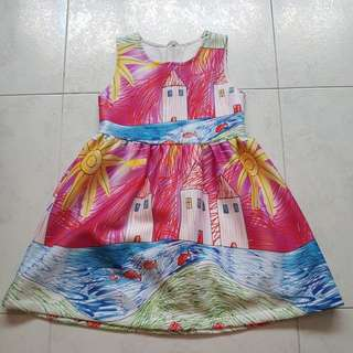 Girl Dress (5-6yr)
