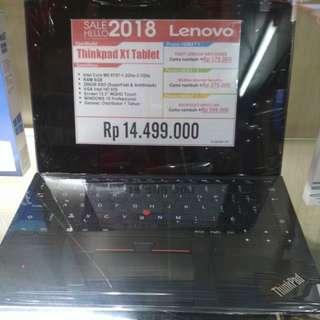 Lenovo X1 Tablet cicilan tanpa kartu kredit