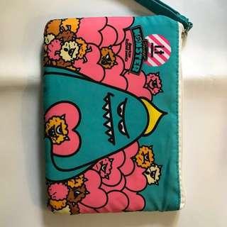 潮牌I.T Sweet Monster保護袋 遊戲機 iPad 電話