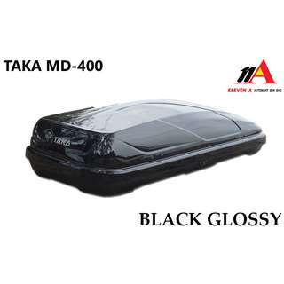 TAKA MD-400 Roofbox Slim Design Quick Release