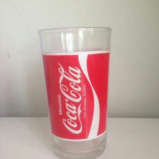 5 Gelas Coca cola