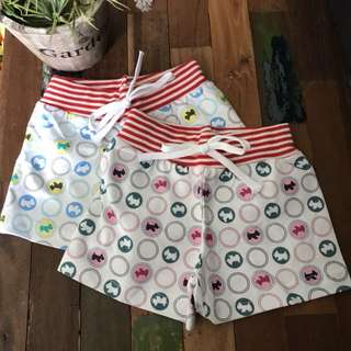 Made in Korea- Girls Shorts - 3 for $20