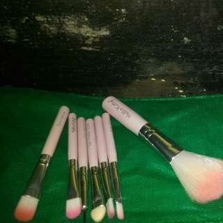 Brush Make Up Travel Pack