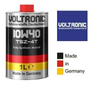 Voltronic 10w40 TSZ Fully Synthetic Motor Bike Oil