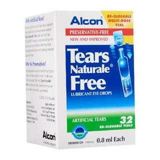 Alcon tear