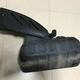 Suzuki GSXR 600 K7 exhaust with catalytic converter for sale