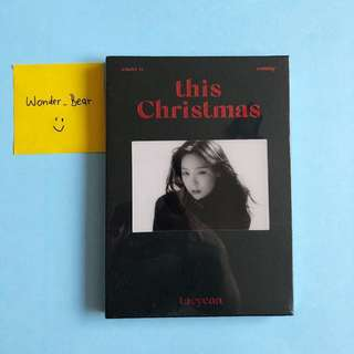 TAEYEON - This Christmas : Winter is coming