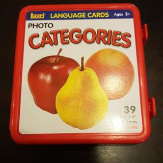 Brand new categories language photo cards( suitable for autism)