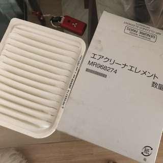 Lancer ex 2016 air filter orginal