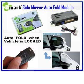 SIDE MIRROR AUTO FOLD - REVO/FORTUNER 16