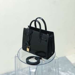 Saint Laurent Sac De Jour Mini YSL