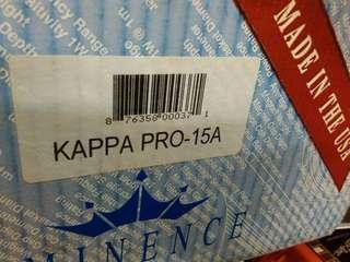 Eminence Kappa Pro-15A