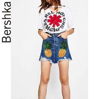 Pineapple skirt fits S-L